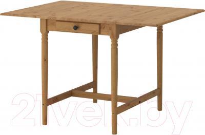Обеденный стол Ikea Ингаторп 202.214.25