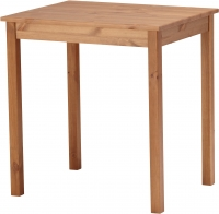 Обеденный стол Ikea Олмстад 202.403.77 (морилка антик) -