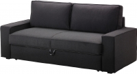 Чехол на диван - 3 местный Ikea Виласунд 202.430.45 (темно-серый) -