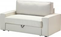 Чехол на диван - 2 местный Ikea Виласунд 202.431.30 (светло-бежевый) -