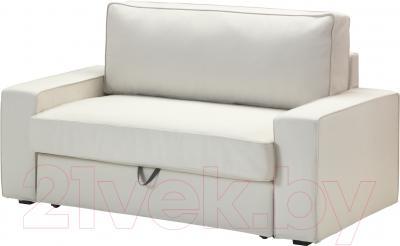 Чехол на диван - 2 местный Ikea Виласунд 202.431.30 (светло-бежевый)