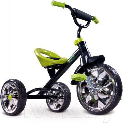 Детский велосипед Toyz York (зеленый)