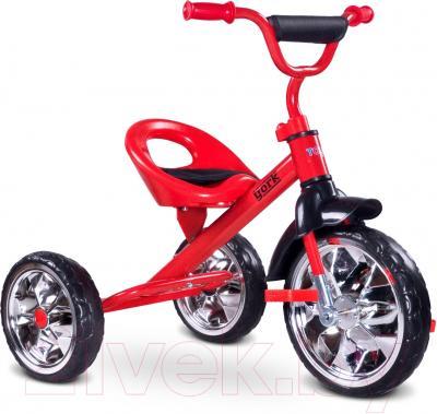 Детский велосипед Toyz York (красный)