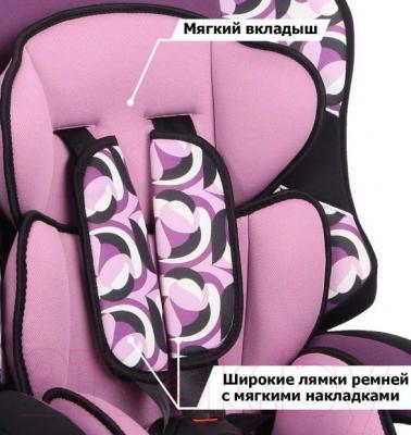Автокресло Siger Драйв (абстракция)