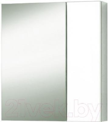 Шкаф с зеркалом для ванной Акваль Афина 60 R (04.61.00.N)