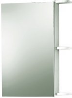 Шкаф с зеркалом для ванной Акваль София 50 R (ES.04.50.00.N) -