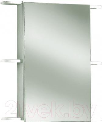 Шкаф с зеркалом для ванной Акваль София 60 L (ES.04.60.00.N)
