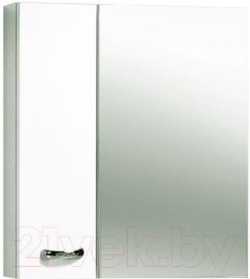 Шкаф с зеркалом для ванной Акваль София 70 L (ES.04.70.00.N)