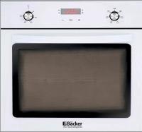 Электрический духовой шкаф Backer BM68T1-А1 (белый) -