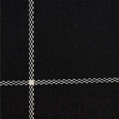 Чехол на кресло-кровать Ikea ПС 101.847.96 (черный/белый)