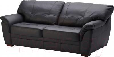 Диван-кровать Ikea Бьербу 101.908.20 (черный)