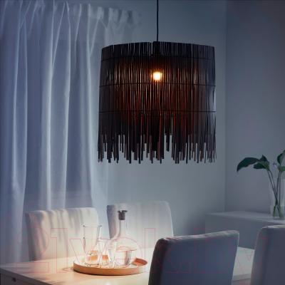 Светильник Ikea Ротвик 101.957.14 (коричневый)