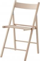 Стул Ikea Освальд 101.985.24 (бук) -