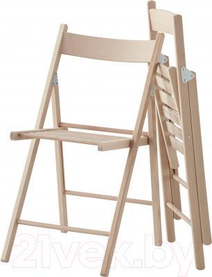 Стул Ikea Освальд 101.985.24 (бук)