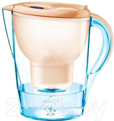 Фильтр питьевой воды Brita Marella XL (капучино)