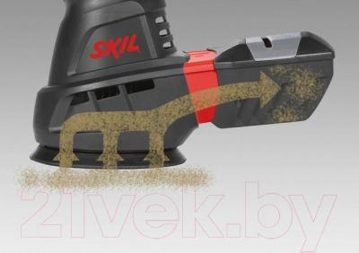 Эксцентриковая шлифовальная машина Skil 7455 LA (F0157455LA)