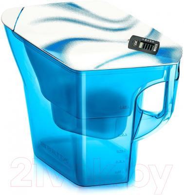 Фильтр питьевой воды Brita Navelia Мемо (синий)