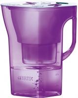 Фильтр питьевой воды Brita Navelia Мемо (фиолетовый) -