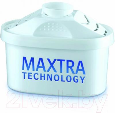 Фильтр питьевой воды Brita Navelia Мемо (фиолетовый)