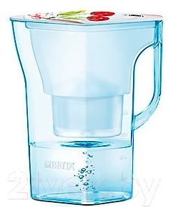 Фильтр питьевой воды Brita Navelia Мемо (вишня)