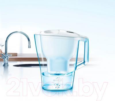 Фильтр питьевой воды Brita Алуна XL Cal (белый)