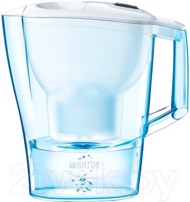 Фильтр питьевой воды Brita Алуна (белый)