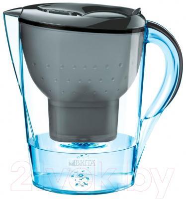 Фильтр питьевой воды Brita Marella XL Cal (графит)