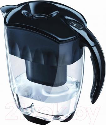 Фильтр питьевой воды Brita Elemaris XL (черный)