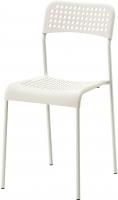 Стул Ikea Адде 102.191.78 (белый) -