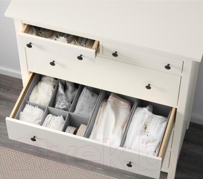 Комод Ikea Хемнэс 202.453.70 (белый)