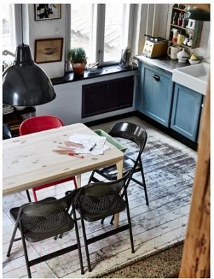 Обеденный стол Ikea Икеа ПС 2014 202.468.45 (сосна)