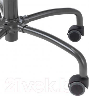 Кресло офисное Ikea Робергет 202.605.15 (серый) - колесики автоматически блокируются, когда стул не используется