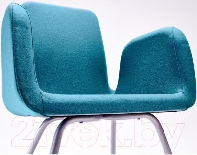 Стул офисный Ikea Патрик 202.870.77 (стул Уллеви) - вид спереди