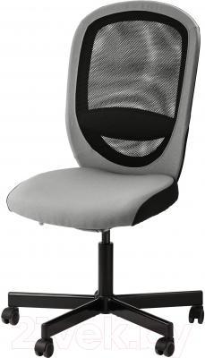 Кресло офисное Ikea Флинтан 202.904.66 (серый)