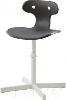 Стул офисный Ikea Мольте 202.927.76 (серый)