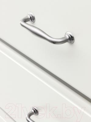 Комод Ikea Тисседаль 202.937.09 (белый)