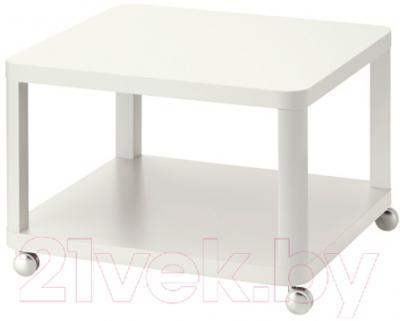 Журнальный столик Ikea Тингби 202.959.25 (белый)