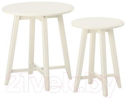 Журнальный столик Ikea Крагста 202.998.29 (2шт)
