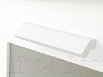 Прикроватная тумба Ikea Бримнэс 102.349.42 (белый)