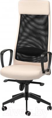 Кресло офисное Ikea Маркус 203.097.29 (бежевый)