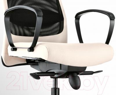 Кресло офисное Ikea Маркус 203.097.29 (бежевый) - вид спереди