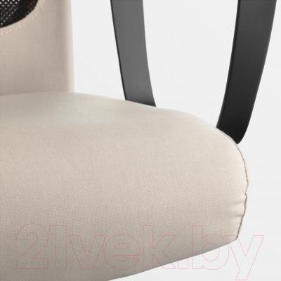 Кресло офисное Ikea Маркус 203.097.29 (бежевый) - обивка из ткани