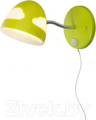 Бра Ikea Скойг 203.113.60 (зеленый)
