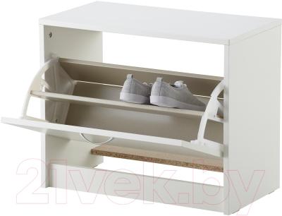 Тумба для обуви Ikea Тодален 203.124.73