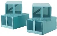 Набор коробок для хранения Ikea Скубб 203.239.66 -