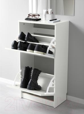Тумба для обуви Ikea Бисса 203.251.21