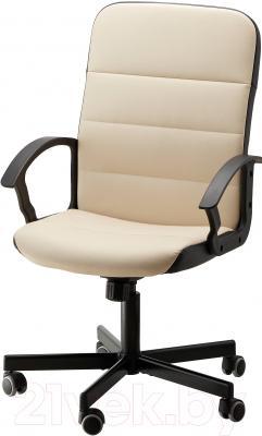 Кресло офисное Ikea Торкель 203.372.99 (бежевый)