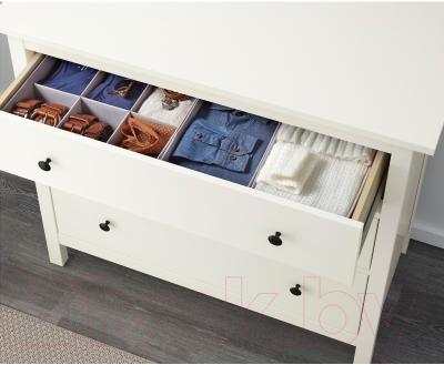 Комод Ikea Хемнэс 102.426.35 (белый)