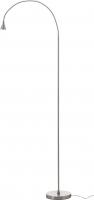 Торшер Ikea Тивед 301.809.62 (никелированный) -