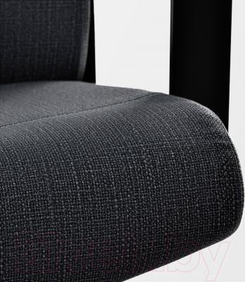 Кресло офисное Ikea Малькольм 301.968.02 - обивка из ткани